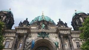 Berliner Dom Frontansicht