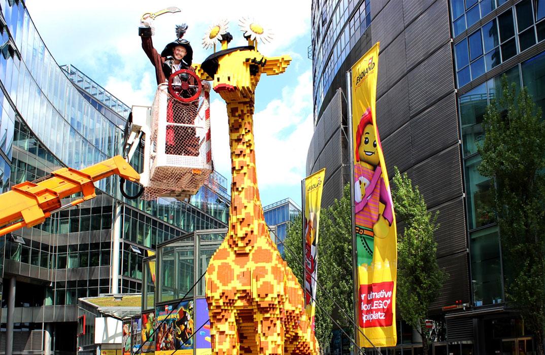 Legoland Berlin Piraten