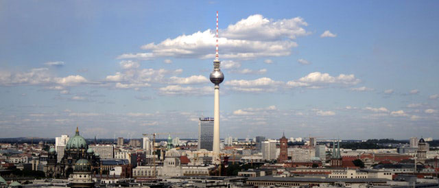 Der Berliner Fernsehturm Berlin Sehen Die Hauptstadt Erleben