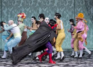 Don Giovanni Komische Oper
