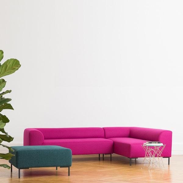 Design-Sofa bei Renetti