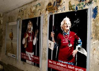 Poster Zettel Berlin