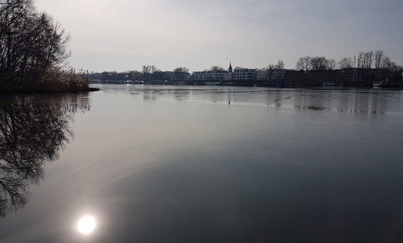 Leben auf dem Wasser in Berlin