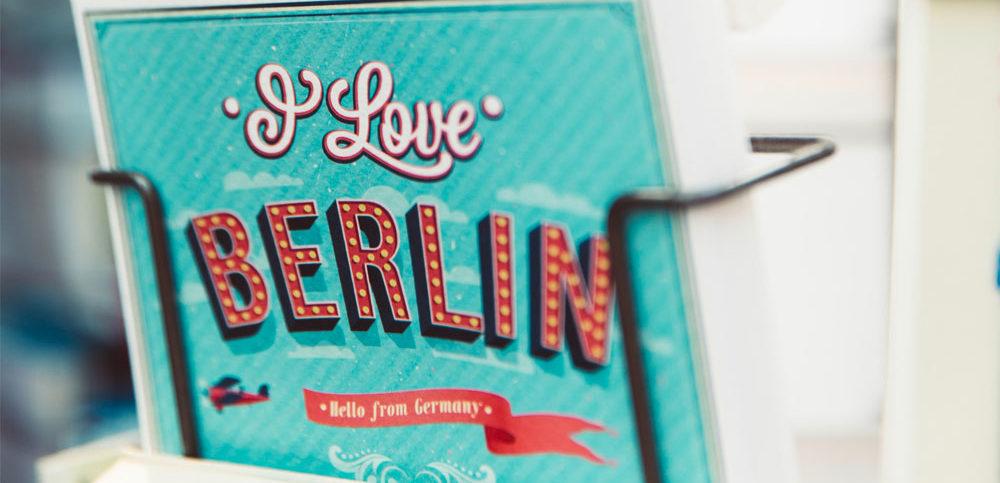 Berlin Corona Lieblingsladen