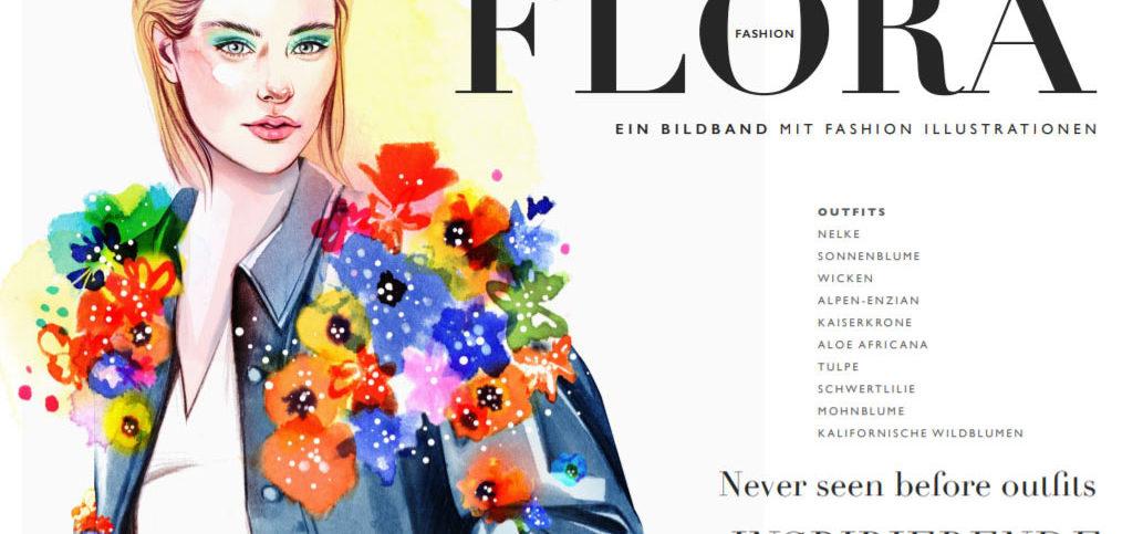 Flora Fashion Bildband