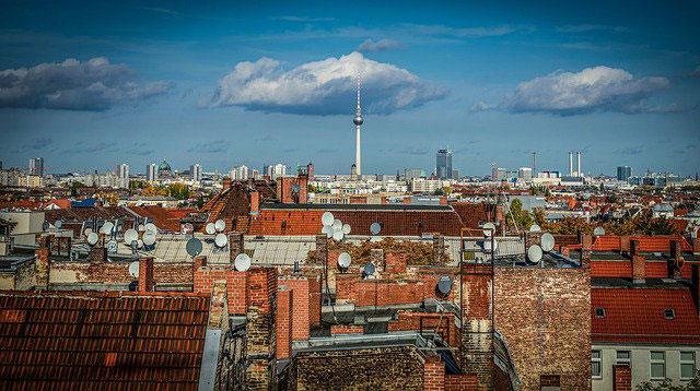 Wohnung Berlin mit Aussicht
