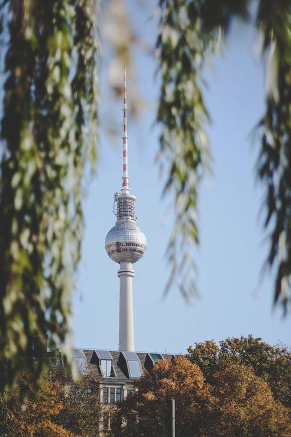 Berlin erkunden vom Campingplatz aus