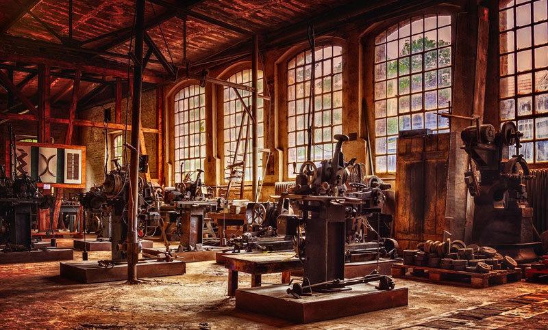 Industrie in Berlin