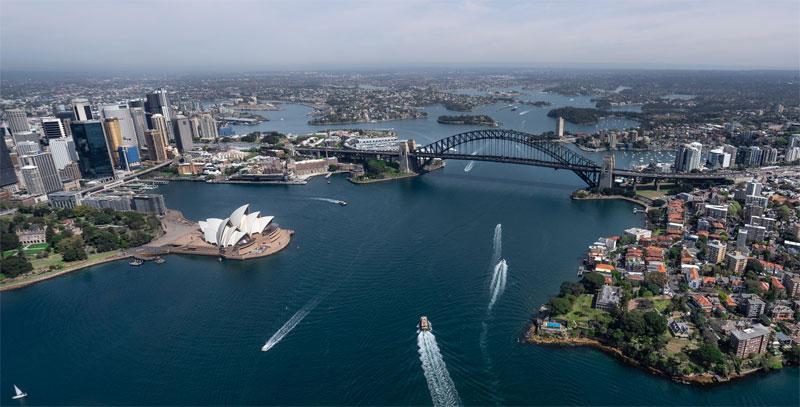 Sydney das neue Berlin