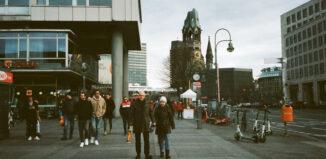 Multikulturelles Leben Berlin