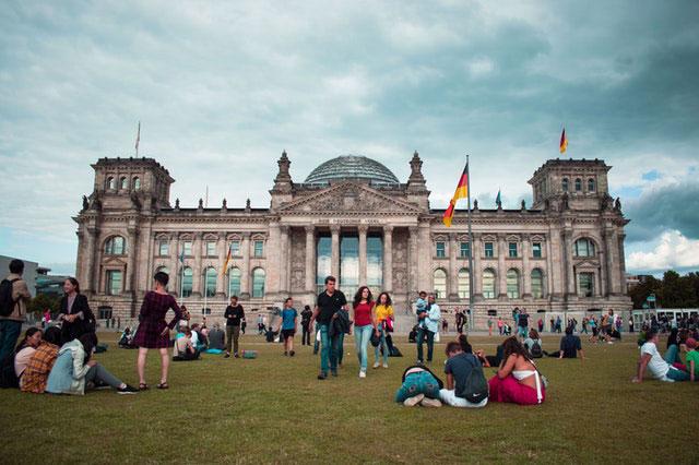 Berlin Familien Ausflug