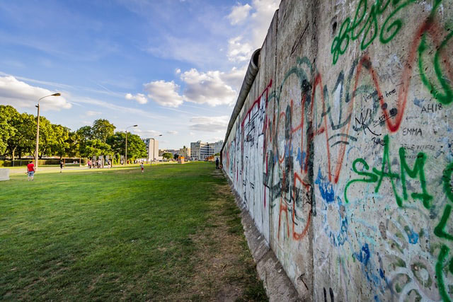 Berliner Mauer erkunden
