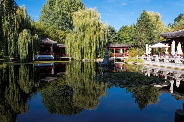 Gärten der Welt Chinesischer Garten
