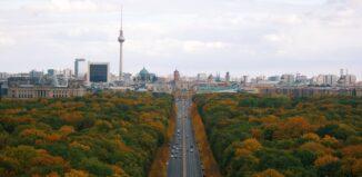 Fit bleiben Berlin Alltag